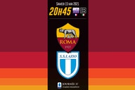AS Roma / Lazio – J37 : diffusion TV, horaires, forme du moment et match aller.