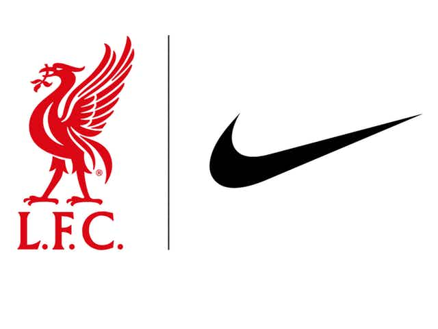Photo: Classy white and navy blue Liverpool Nike concept kit