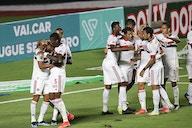 São Paulo tem o segundo melhor aproveitamento entre os times da série A em 2021