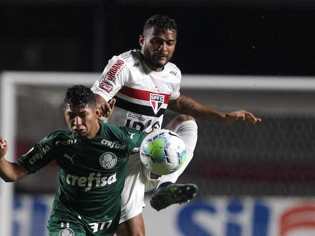 Dicas de apostas para Palmeiras x São Paulo #ATips