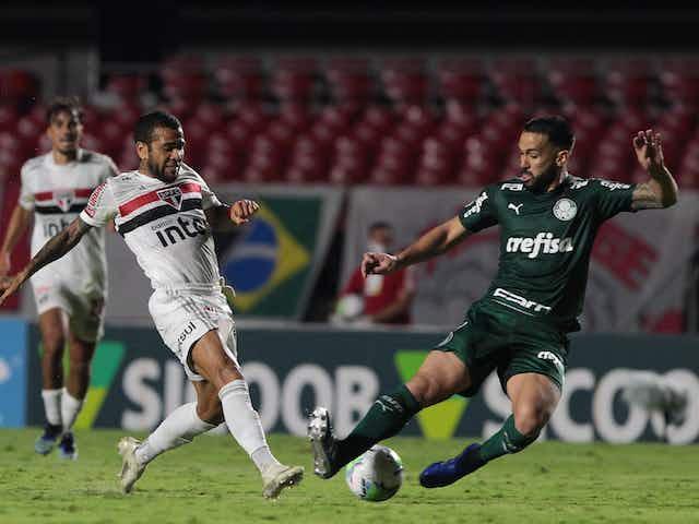 Quem apita o clássico entre São Paulo e Palmeiras pelo Paulistão 2021