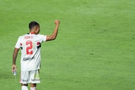 """Igor Vinícius fala de boa fase e destaca Crespo: """"É o treinador que mais me deu confiança"""""""