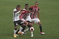 Empresa é notificada pelo SPFC após provocações em clássico contra o Corinthians