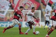São Paulo volta à zona de rebaixamento após derrota para o Flamengo