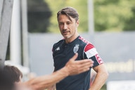 """Niko Kovac: """"I draw a lot of positives from our performance"""""""