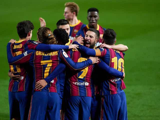 Le Barçapeut-il croire au doublé coupe-championnat?