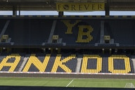 Bargeldloses Bezahlen  im Stadion Wankdorf