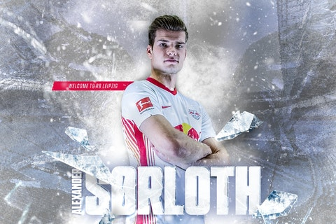 Rb Leipzig Announce The Signing Of Alexander Sorloth Onefootball