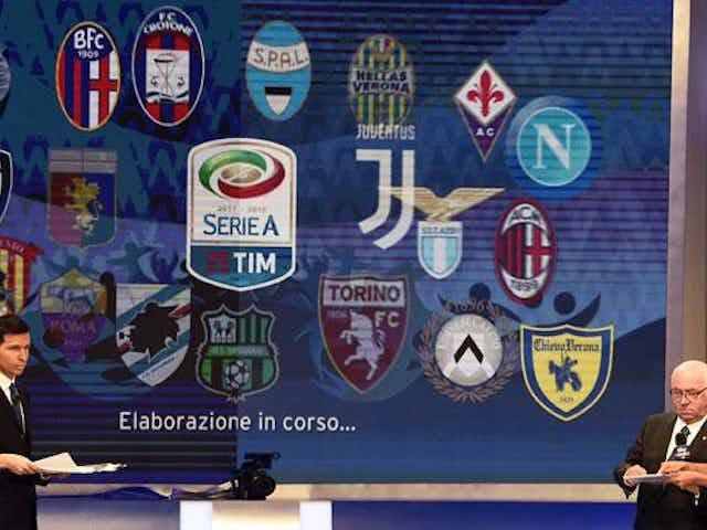 Quando Esce Il Calendario Di Serie A.Sorteggio Calendario Serie A 2019 2020 Data E Dove Vederlo