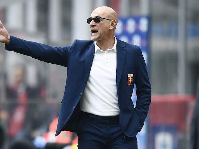 Formazioni ufficiali Genoa Benevento: le scelte degli allenatori