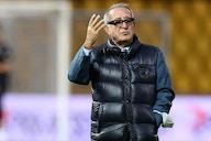 Benevento, Vigorito: «Voglio continuare a sperare fino alla fine»