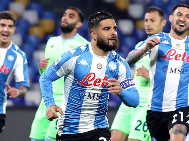 Napoli, Insigne si scatena contro la Lazio: i numeri