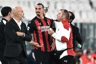 Ibrahimovic furioso in Juventus Milan: «Ora do io una testata»