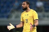 Donnarumma: «Italia, merito di Mancini. Eriksen ci ha fatto spaventare»