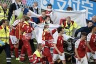 Pohjanpalo: «Dura scendere in campo dopo il malore di Eriksen»
