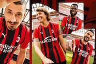 🇮🇹 Dinamismo, movimiento y rascacielos: La camiseta AC Milan 2021-22