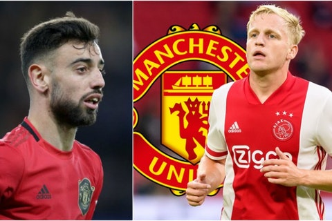 Manchester United Players Respond To Imminent Donny Van De Beek Transfer Onefootball