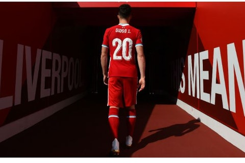photo liverpool confirm diogo jota signing as he takes on a squad number with a mixed history onefootball photo liverpool confirm diogo jota