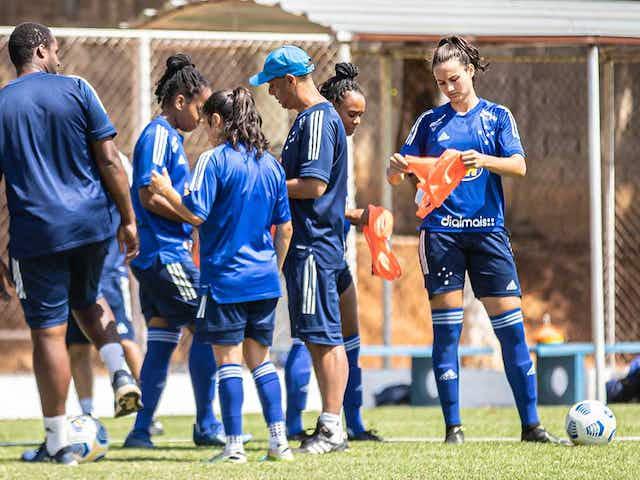 Cabulosas fazem semana final de treino antes do Brasileirão