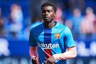 Moussa Wagué, con un futuro incierto en el Barcelona