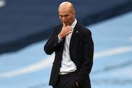 Cabreo monumental de Zidane con un periodista tras el Rayo-Girona