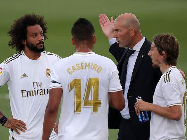 Zidane se enfrenta a la historia en los dos meses que quedan