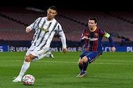 Messi y Cristiano luchan por el 'subcampeonato' de goles en Europa