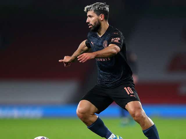 El Kun Agüero solo jugará en el Barça si acepta 'perder' dinero