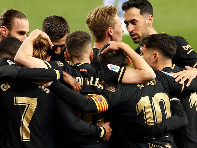 ¡Sigue siendo favorito! El Barcelona es líder en  las apuestas a campeón
