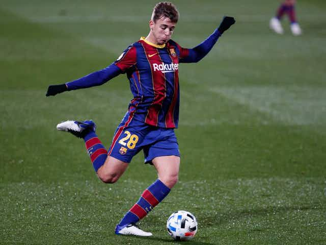Sensaciones positivas ante la renovación de una figura del Barça B