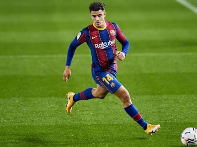 La foto oficial del Barça puso a Coutinho en el centro de las críticas