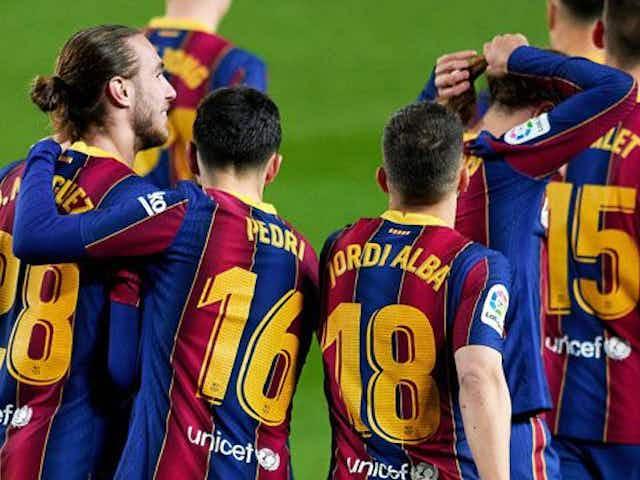 Aparece otro gran competidor por el lateral derecho del Barça