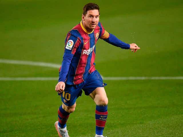 Así está la Bota de Oro tras el doblete de Leo Messi