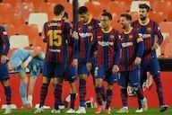 """Del """"campeones, campeones"""" en la casa de Messi a la sentencia en LaLiga"""