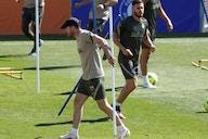 Simeone quiere ganar en el Camp Nou y romper su sequía