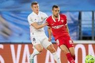 El Madrid empata 'in extremis' con el Sevilla... ¡Y LaLiga sigue abierta!