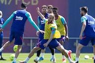 Lista de convocados de Koeman para el Levante-FC Barcelona de LaLiga