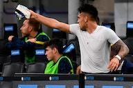 Tremenda 'bronca' entre Lautaro y Conte tras el cambio del argentino