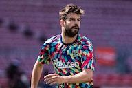 """Piqué, más realista que nunca: Ve """"difícil"""" que el Barça gane LaLiga"""