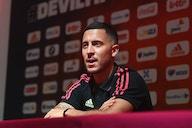 """Hazard responde: """"Me rompí el tobillo 3 veces, nunca será el de hace 10 años"""""""