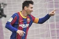 Menos de tres semanas para que Messi acabe contrato con el Barça