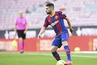 'Rajada' de Jordi Alba contra Bartomeu por Luis Suárez