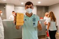 Fin a la polémica de las vacunas: La selección española ya está vacunada