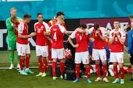 Conmoción mundial: Clubes y jugadores se vuelcan en redes sociales con Eriksen