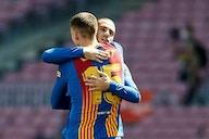 Lenglet se 'moja' sobre la situación de Griezmann en el Barça