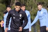 Araújo, baja para los últimos partidos de la fase de grupos de la Copa América