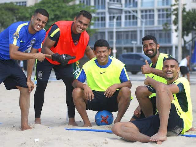 Seleção Brasileira já tem data para o inicio de preparação para as Eliminatórias