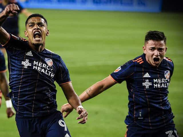 Brenner estreia na MLS e marca seu primeiro gol em competição oficial nos Estados Unidos