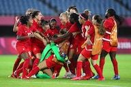Canadá vence o Brasil nos pênaltis e avança nas Olimpíadas