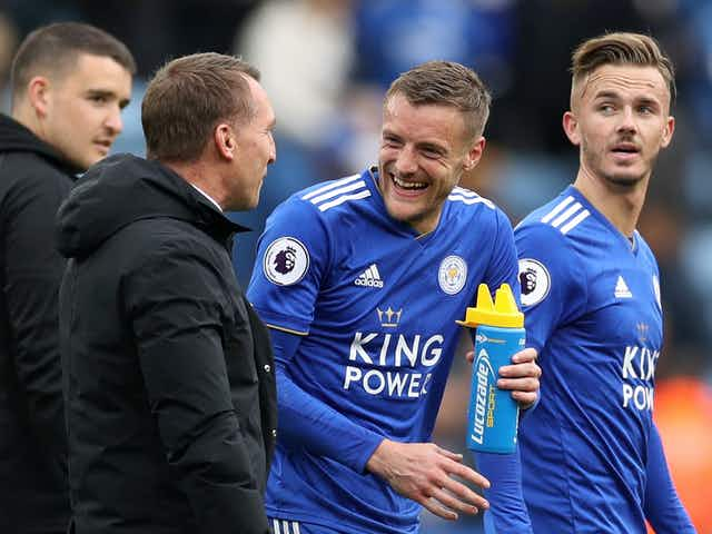 Leicester City: Rodgers must axe Jamie Vardy vs WBA